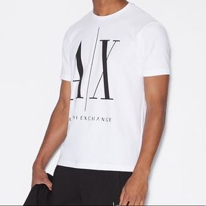 ARMANI EXCHANGE Icon Period short sleeve tshirt